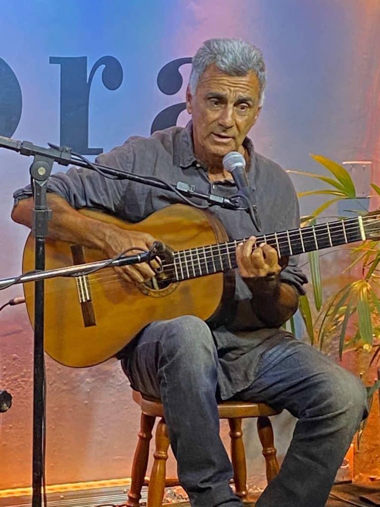 Festival de Bolso de Musica Brasileira apresentará Paulo Sabino