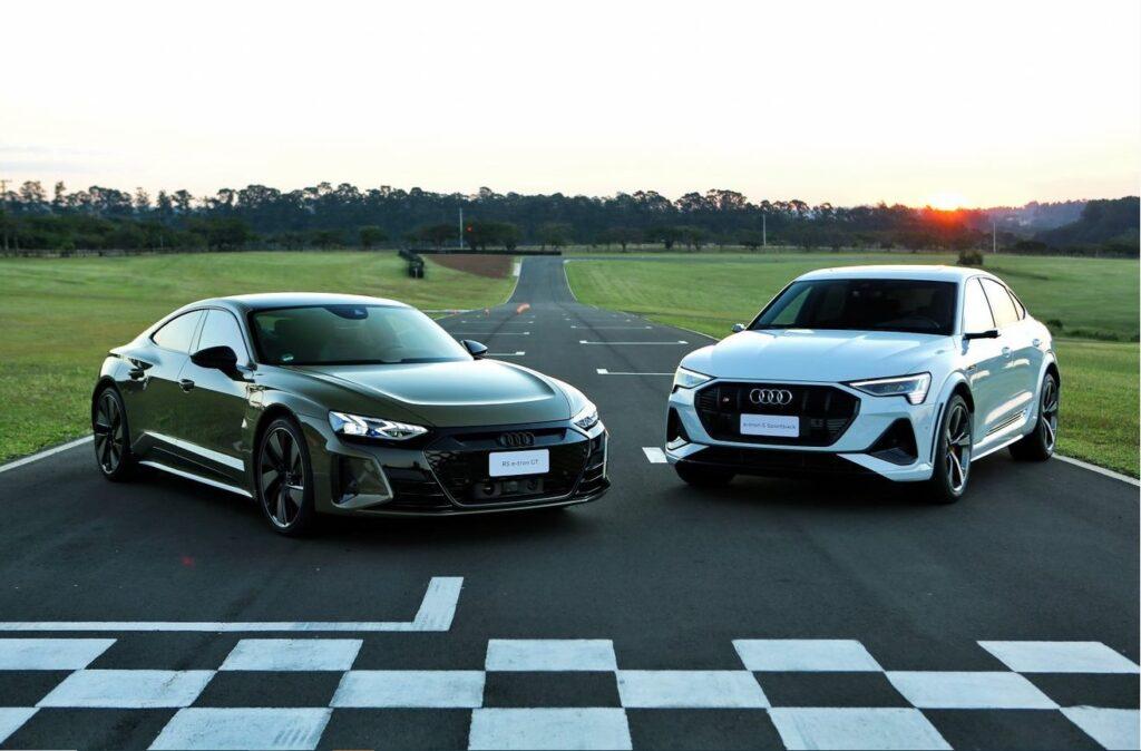 Audi abre pré-venda do novo RS e-tron GT e confirma primeiras unidades em setembro