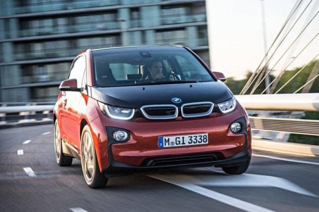 BMW Group Brasil desenvolve projeto para conversão do extensor de autonomia do BMW i3 para etanol