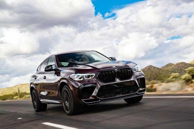 BMW X6 M Competition chega ao Brasil e oferece experiência única ao volante