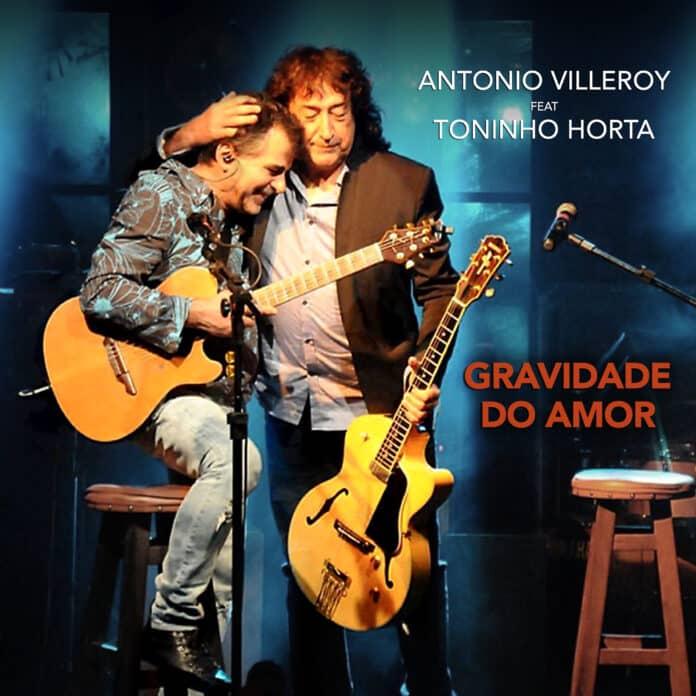 "Antonio Villeroy lanca single + clipe de ""Gravidade do Amor"""