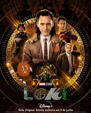 Conheça LOKI, o vilão da Marvel que ganhou uma série