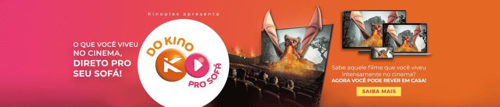 Kinoplex lança modelo adicional de exibição de conteúdo para os fãs de cinema