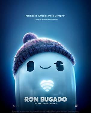 "RON BUGADO"", O PRIMEIRO LANÇAMENTO CINEMATOGRÁFICO DA LOCKSMITH ANIMATION"