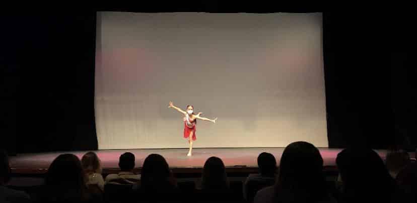 offia Monteiro mais uma vez conquistou premiações no Festival do Conselho Brasileiro de Dança
