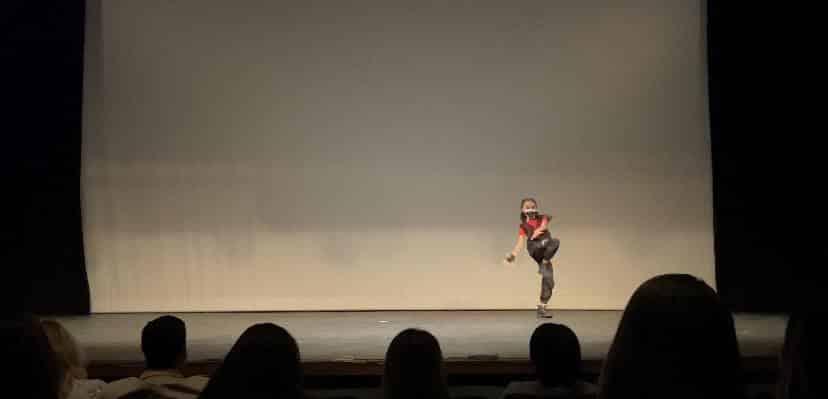Soffia Monteiro mais uma vez conquistou premiações no Festival do Conselho Brasileiro de Dança