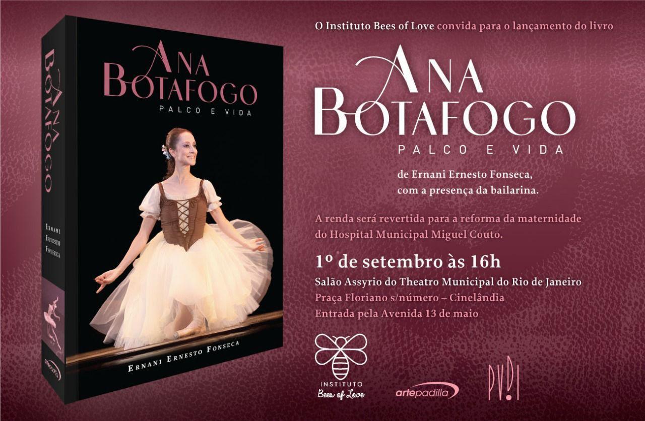 Ana Botafogo e Instituto Bees of Love