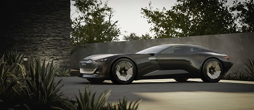 Audi skysphere concept: novo carro-conceito ilustra o futuro da mobilidade de luxo