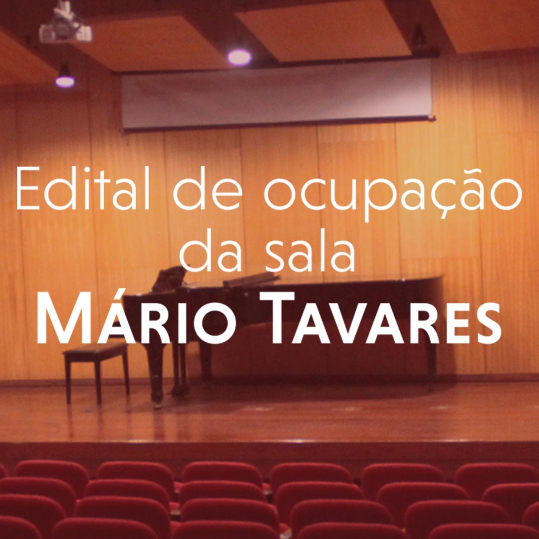 Sala Mário Tavares do Theatro Municipal do Rio de Janeiro lança novo edital de ocupação