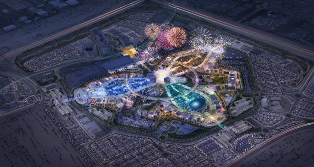 Voe para Dubai pela Emirates e ganhe ingresso para a World Expo