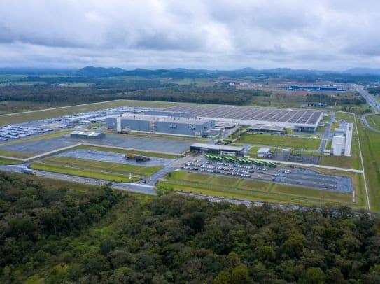 Fábrica do BMW Group em Araquari celebra 7 anos sendo exemplo em ações de sustentabilidade