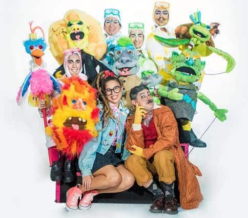 Espetáculo infantil sobre a preservação da natureza estreia dia 25 de setembro no Teatro Miguel Falabella